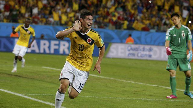 Kolombiya'dan net galibiyet!
