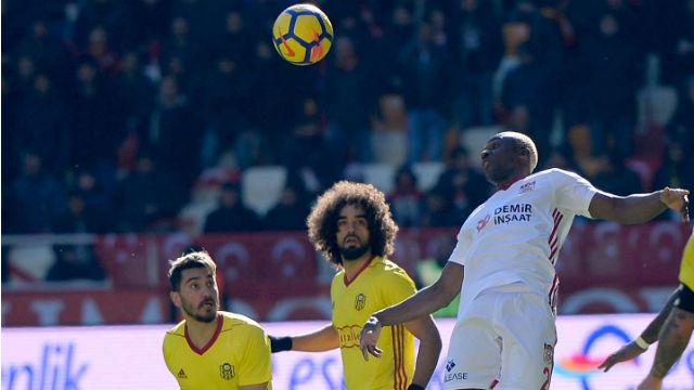 Yeni Malatyaspor tek golle güldü