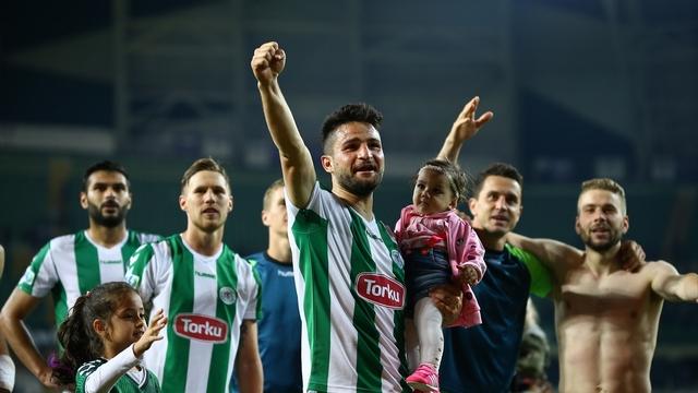 Konyaspor garantiledi!
