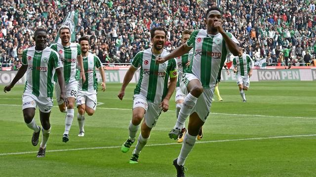 Konyaspor, Sivasspor'a patladı