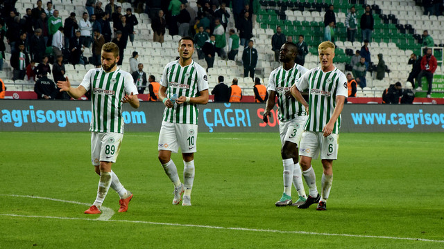 Konyaspor'a kupada şok!