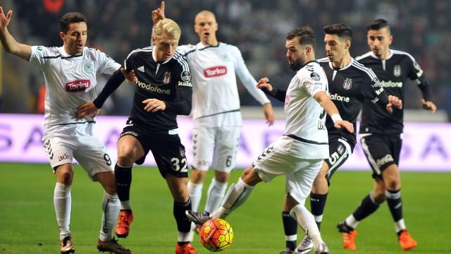 Beşiktaş zorlu Konya deplasmanında!