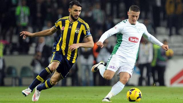 Fenerbahçe'den 'Kocaman' kayıp!