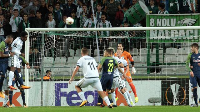 Konyaspor Salzburg'a diş geçiremedi