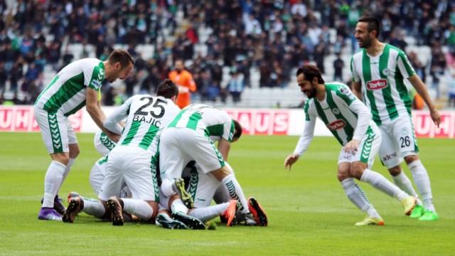 Konyaspor'dan tarihi rekor!