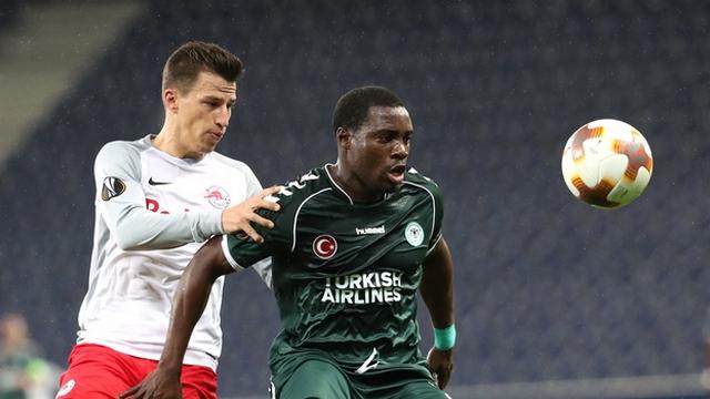 Konyaspor'un umutları sürüyor