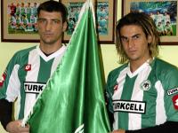 Konyaspor'Da İki İmza