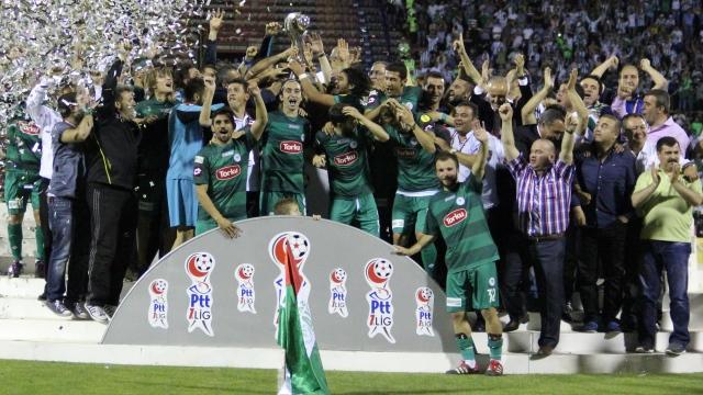 Konyaspor Süper Lig'de