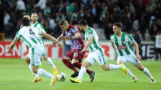 Trabzon Konya'da ağır yaralı