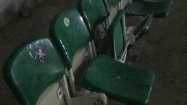 Konyaspor: Fenerbahçe taraftarı koltuk kırdı