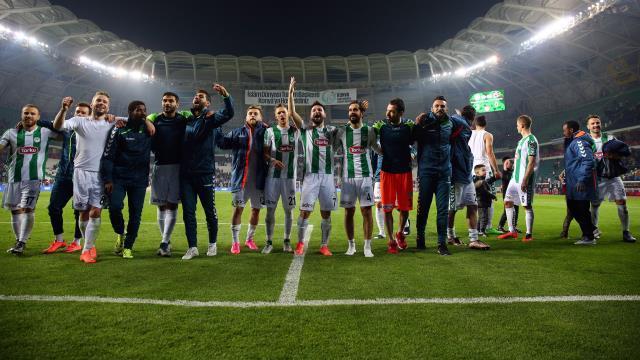 Konyaspor'da rekor geliyor