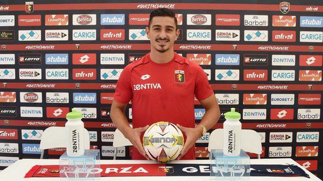 Koray Galatasaray'dan Genoa'ya
