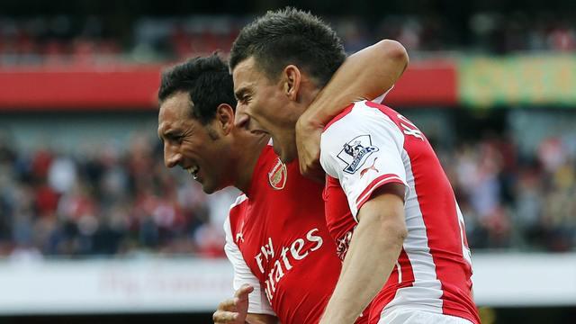 Arsenal öldü öldü dirildi!