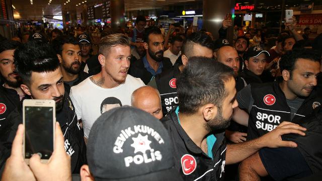 Trabzonspor Kucka'ya kavuştu