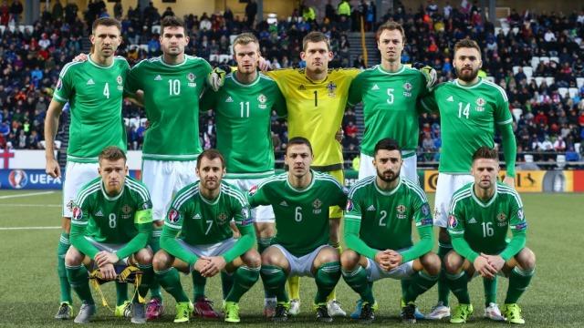 EURO 2016'da C Grubu: Kuzey İrlanda