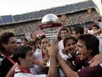 Arjantin Şampiyonu Lanus