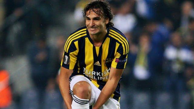 Fenerbahçe'ye veda etti!