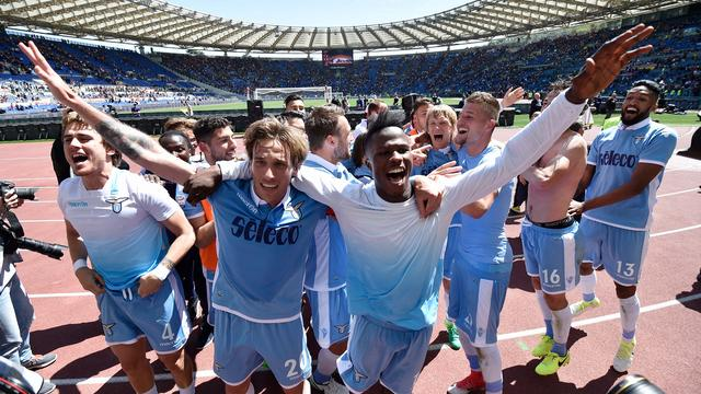 Derbi Lazio'nun!
