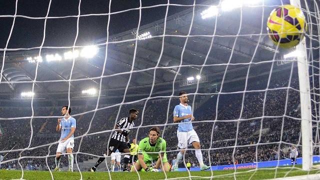 Lazio kendi liginde çöküşte!