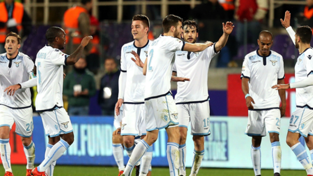 Lazio puan kapmayı başardı