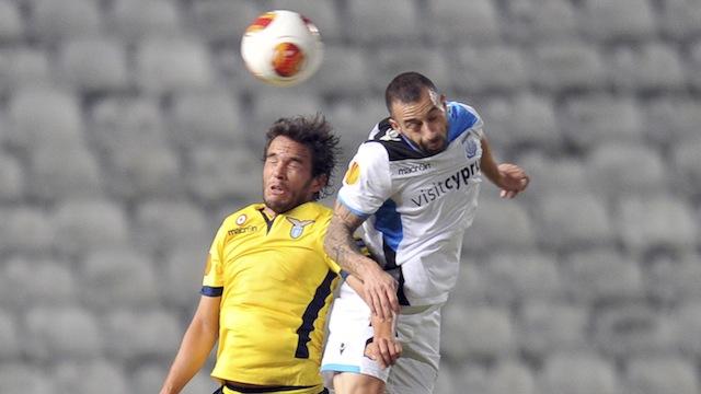 Lazio Trabzon'a çalıştı
