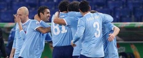 Lazio'da 8 Eksik Var