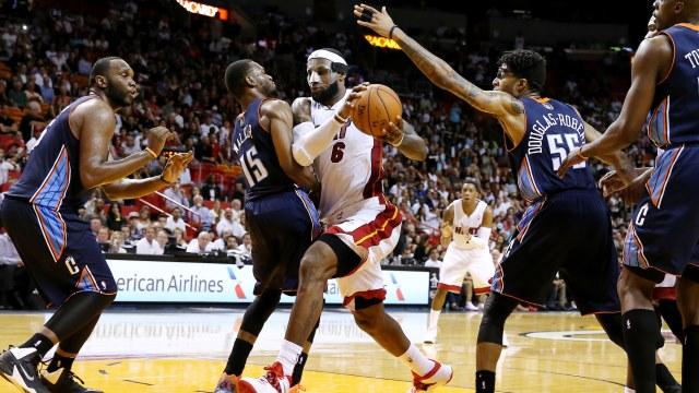 Miami Heat hız kesmiyor