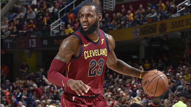 NBA'in yaşlanmayan yıldızı LeBron James