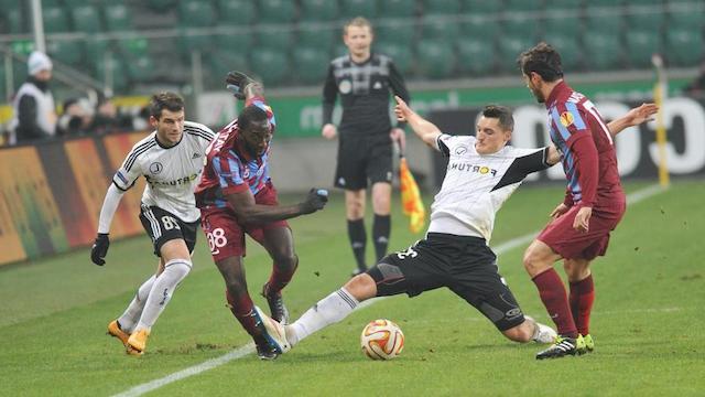 Trabzonspor umduğunu bulamadı