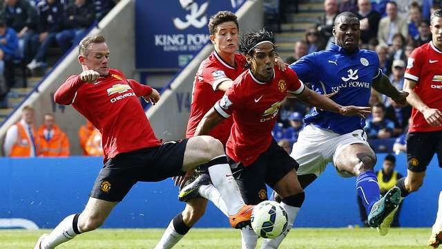 Manchester United'ı darmadağın ettiler!