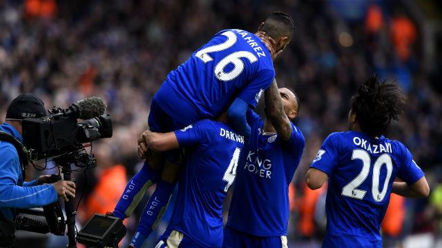 Leicester City kasasını doldurdu