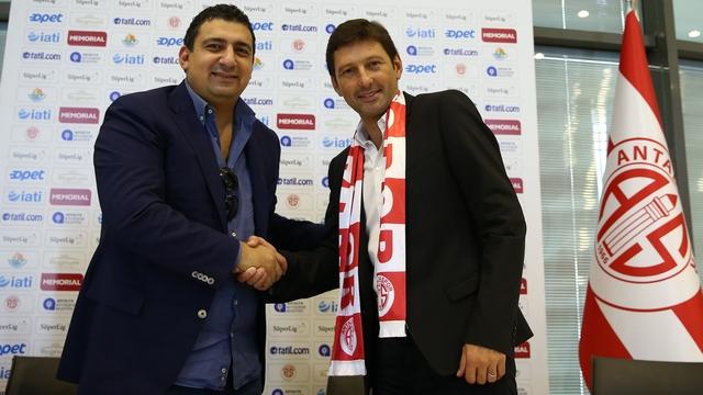 Antalyaspor'a ünlü Brezilyalı!
