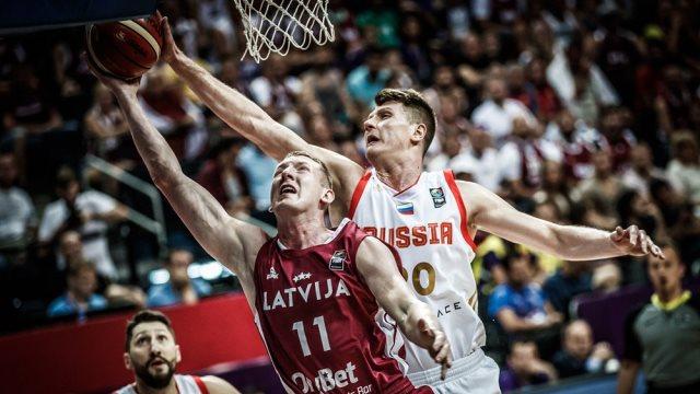 Letonya Rusya'yı da devirdi