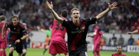 Leverkusen Siftah Yaptı