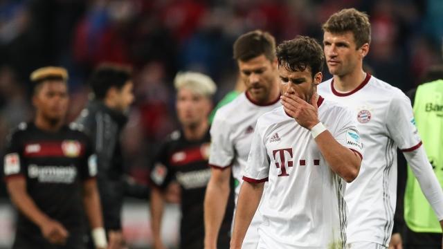 Bayern'e Korkut çelmesi