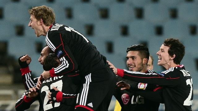 Leverkusen İspanya'da turu kaptı