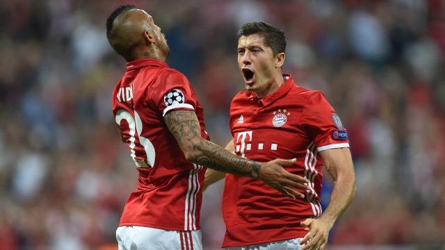 Bayern, sahasında ezdi geçti!