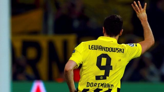 Pepe'nin Lewandowski İsyanı
