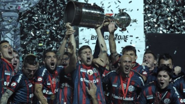Libertadores sahibini buldu!