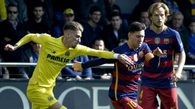 Barça bu kez tökezledi