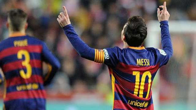 Messi son noktayı koydu!