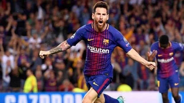 Juve, Messi'ye teslim!