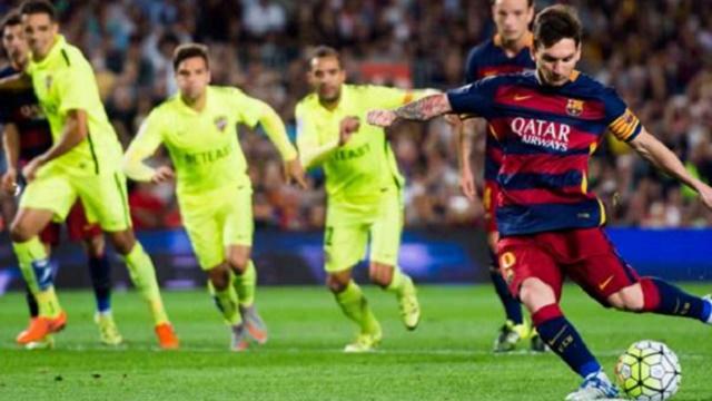 Barça ikinci yarıda parçaladı
