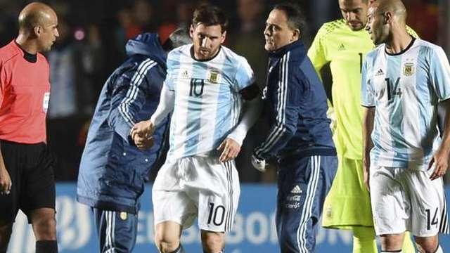 Messi'de son durum!