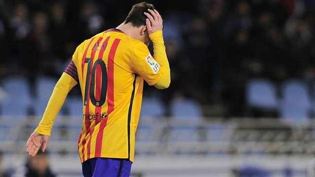 Barça'ya bir haller oldu!
