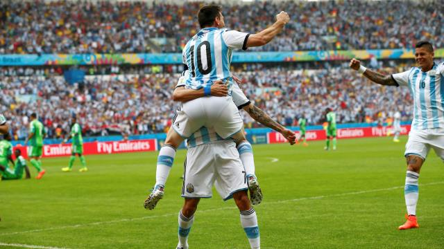 Messi 2 gol attı, Neymar'ı yakaladı