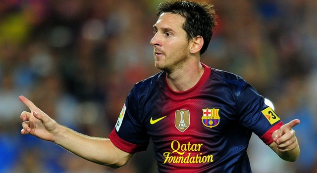 Messi Pele'ye Çok Yakın