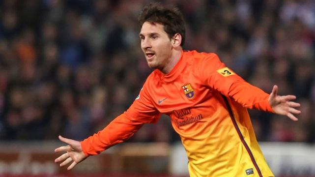 Yine Messi Yine Rekor!