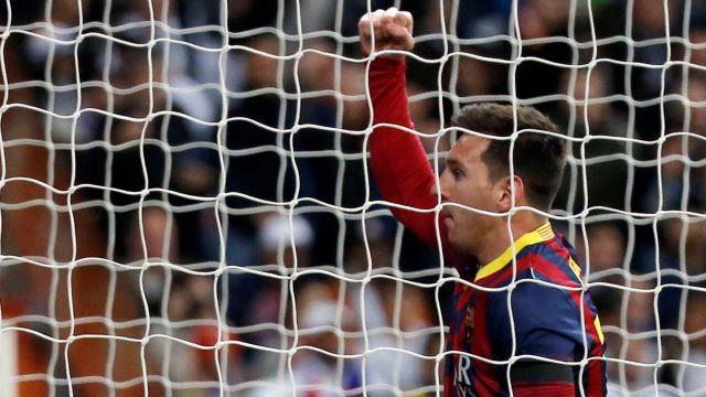 Messi'den rekor