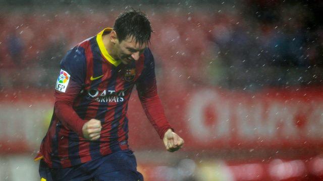 Messi Barça için daha ne yapsın?